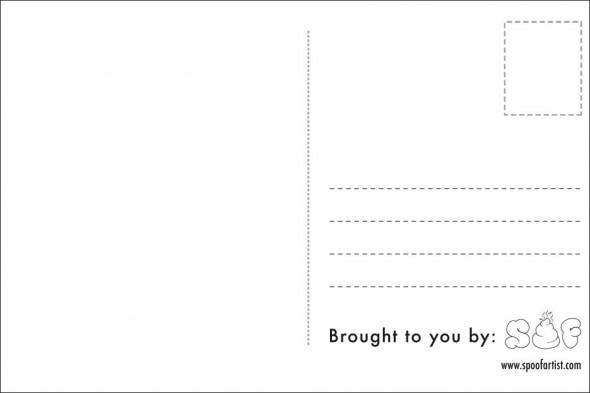Artist Spoof'S Banksy Artwork & Sells Postcard — Anteism