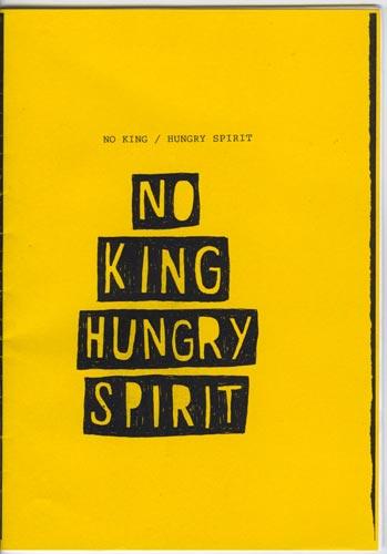 david_shillinglaw_no_king_hungry_spirit_book_cover