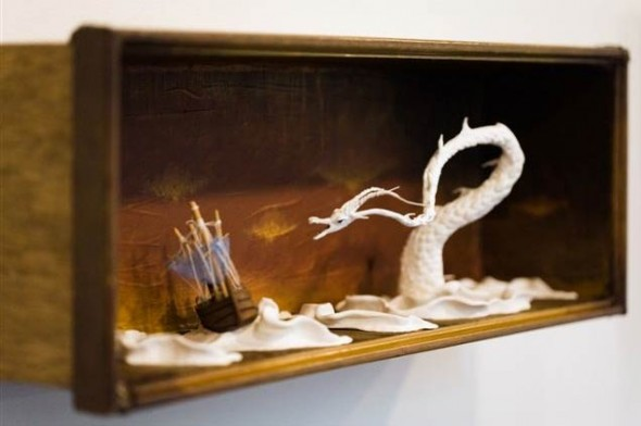 J. Shea - Sculpture