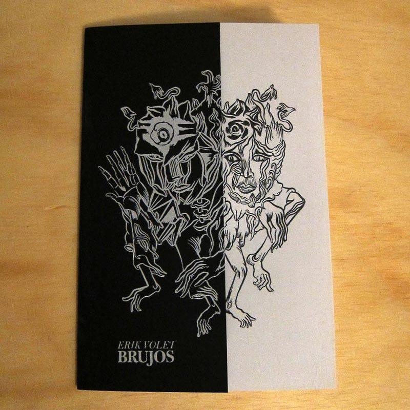 Erik Volet - Artist Book / Zine