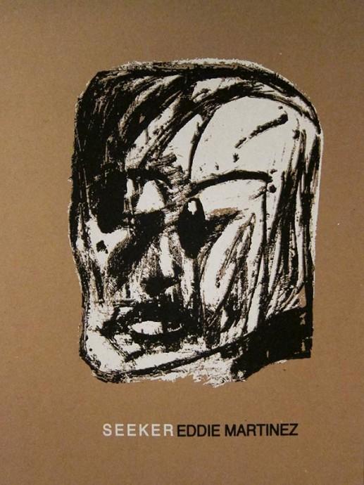 Seeker An Artist Book By Eddie Martinez Anteism Publishing