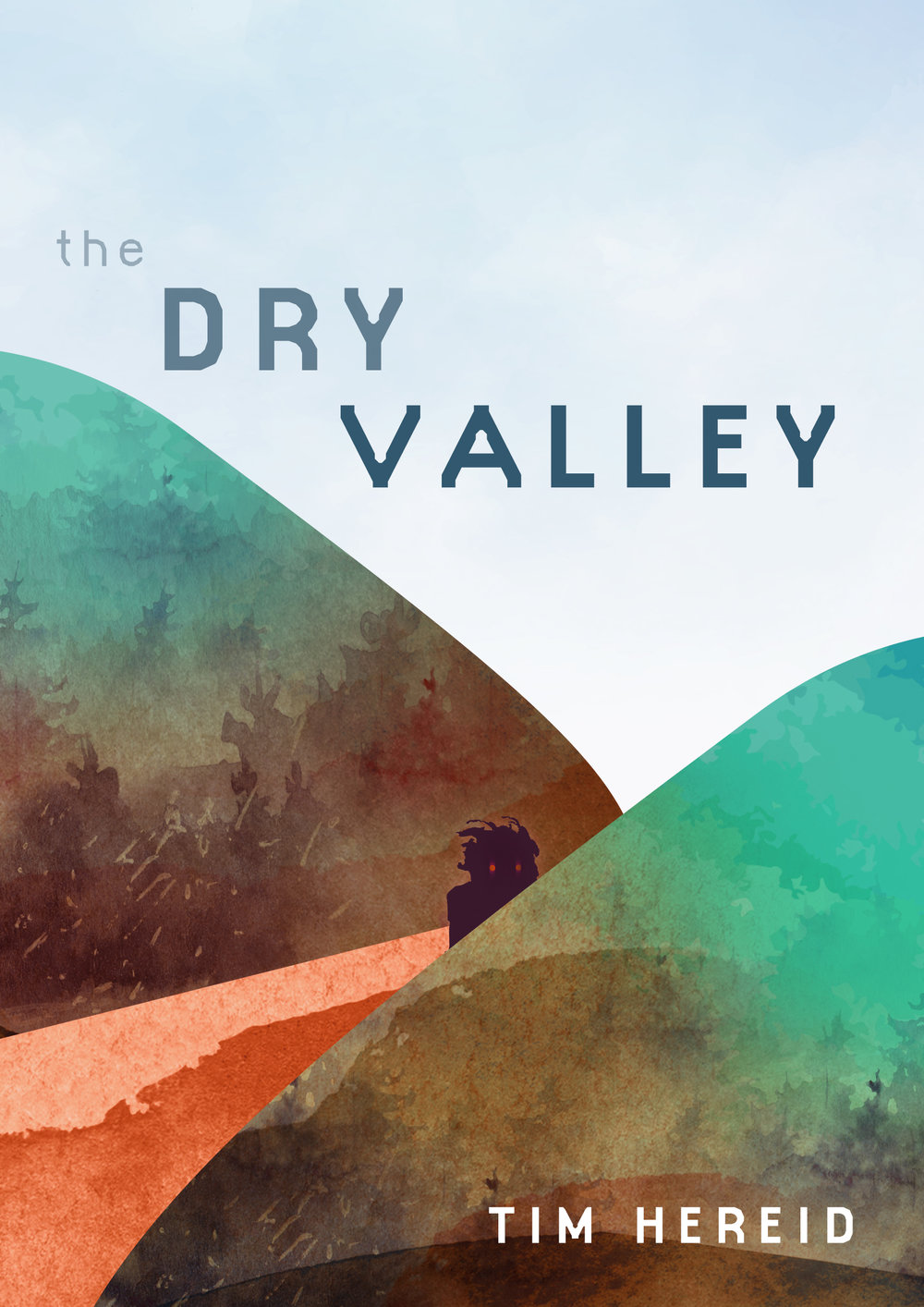 The Dry Valley - ON TUESDAY, CALLIOPE RUBY BAKER saw the monster for the first time. It stood across the road looking at her. Shaking, she hid behind the curtain by the TV and watched it back. Finally, the monster sunk back into the weeds at the edge of the road, its patchy head vanishing among the chicory. Cali blinked and wondered whether she had seen it at all.Calliope's life is that of any other rural middle schooler except that her grandpa isn't the man he used to be. A year ago, he went quiet. Now Calliope and her grandma live in a house dark and heavy with silence. Then one day a monster appears bearing a truth so startling it will change everything Cali thinks she knows about her grandpa, her family and even herself.Available April 8th.