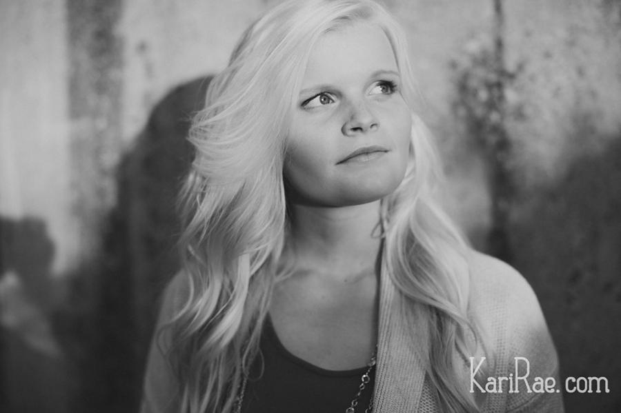 Stevie - Barlow High School - Senior Photos | Kari Rae Photography