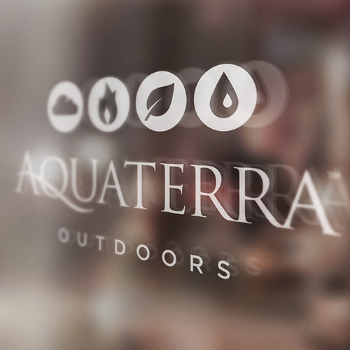 Aquaterra Outdoors Branding + Web