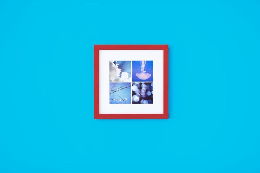 Social Print Studio Framed Photo, $25