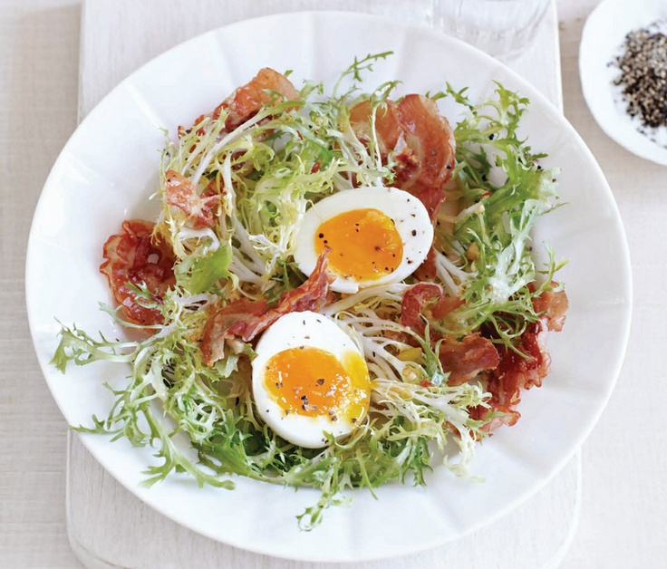 Bistro Salad via Sweet Paul Magazine