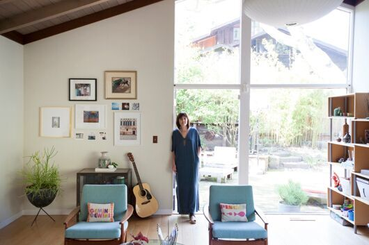 At Home with Ginger Founder Lisa Fontaine on SFGirlByBay