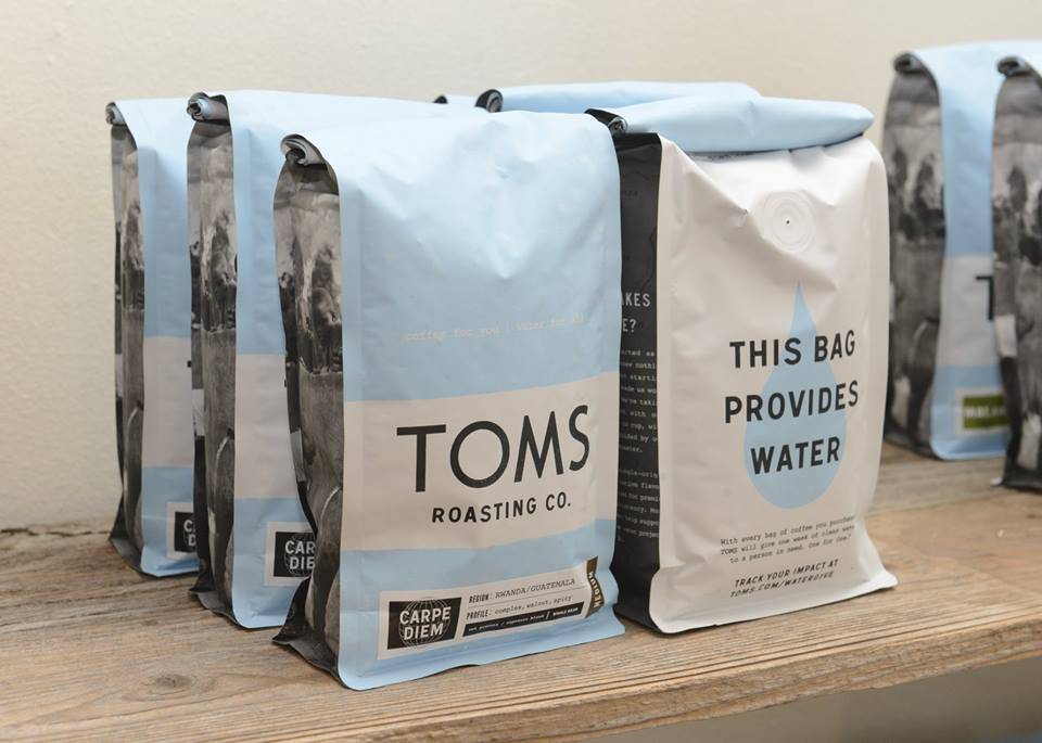 TOMS Coffee Learn more at http://www.toms.com/coffee