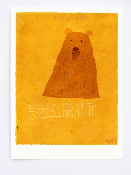 ben goss / bear it