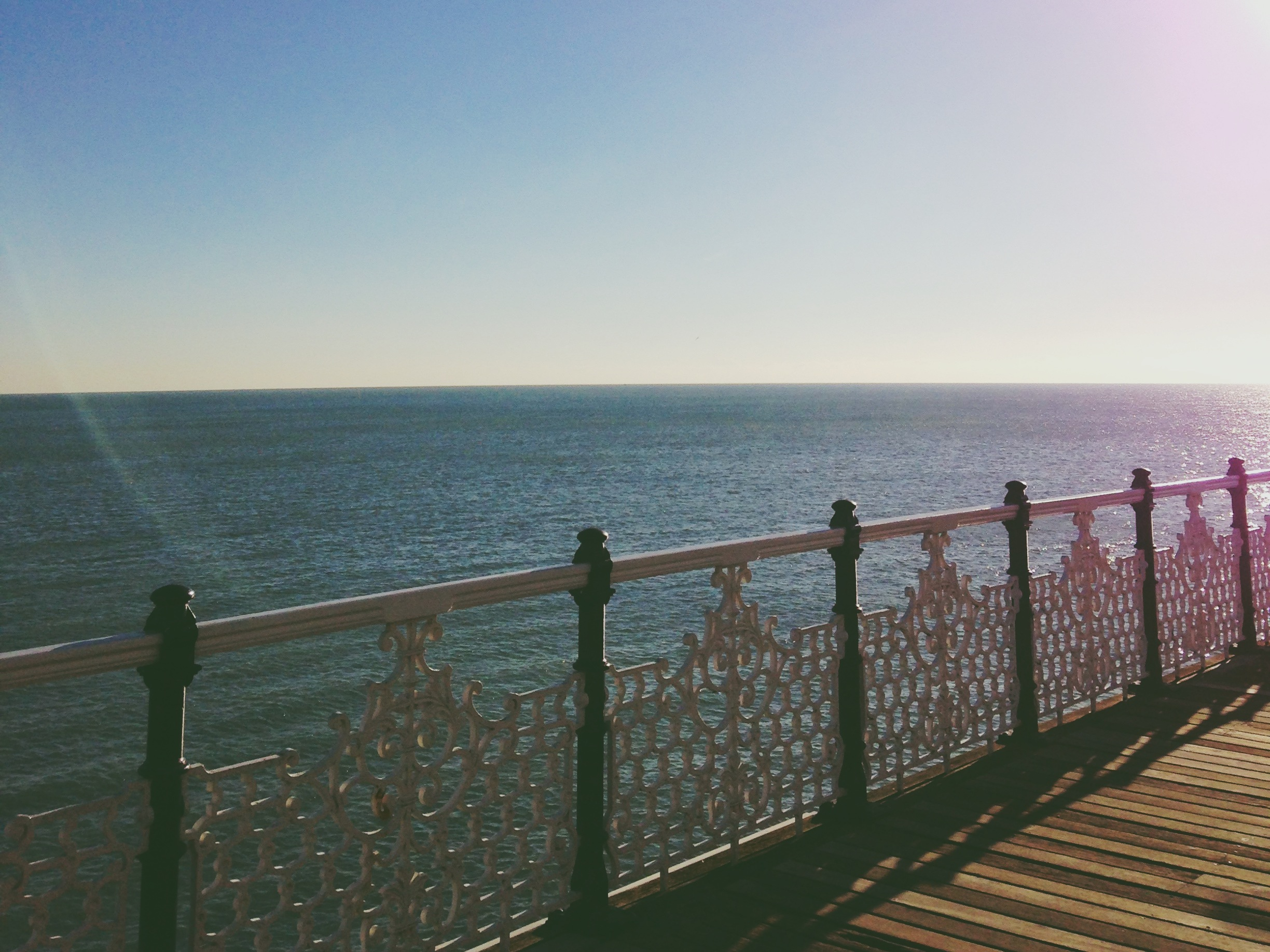from the pier | sosallydesign
