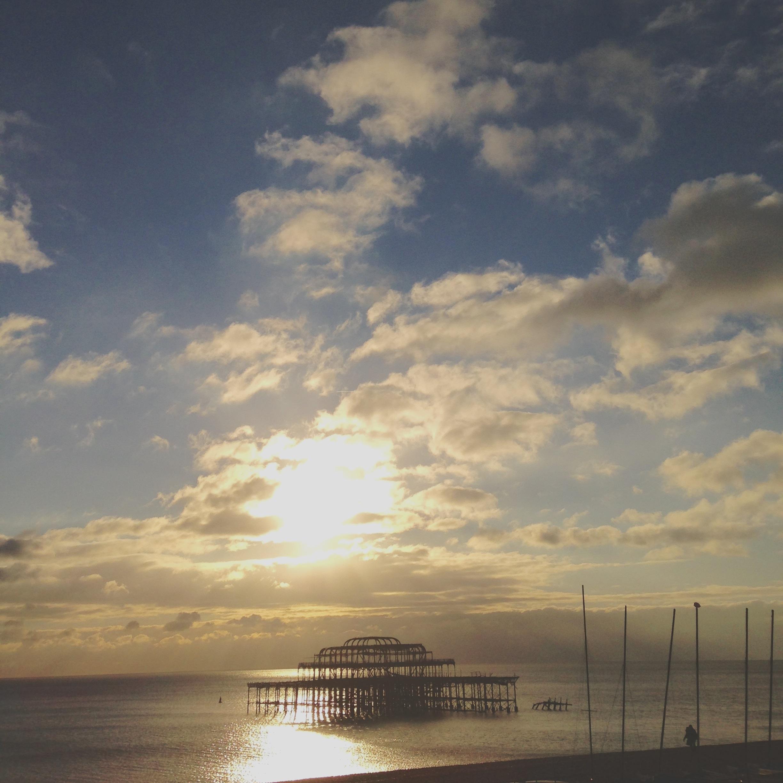 the old pier | sosallydesign