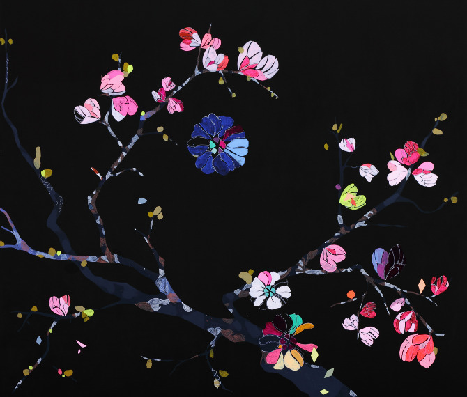 kirra jamison | cherry blossom