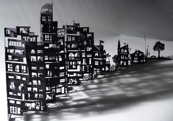 mathilde nivet | shadow city