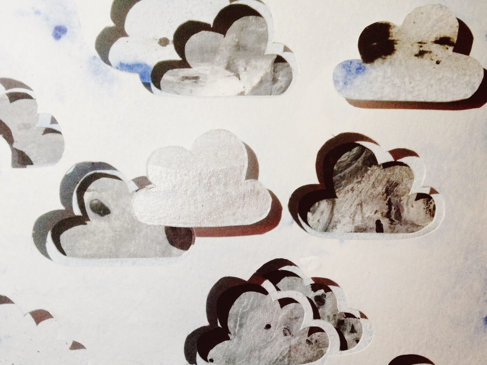 papercut clouds | sosallydesign
