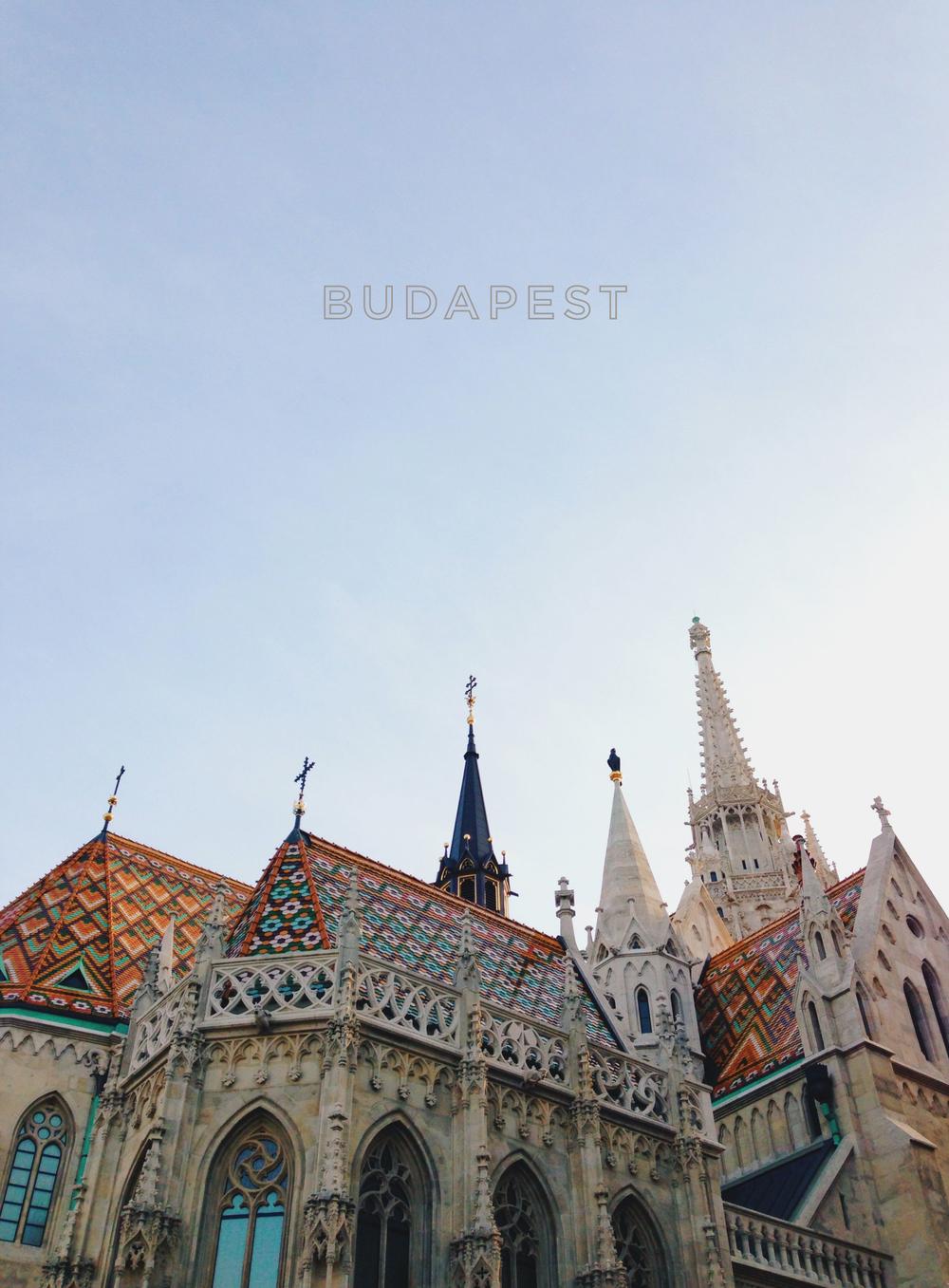 budapest | | sally mussellwhite