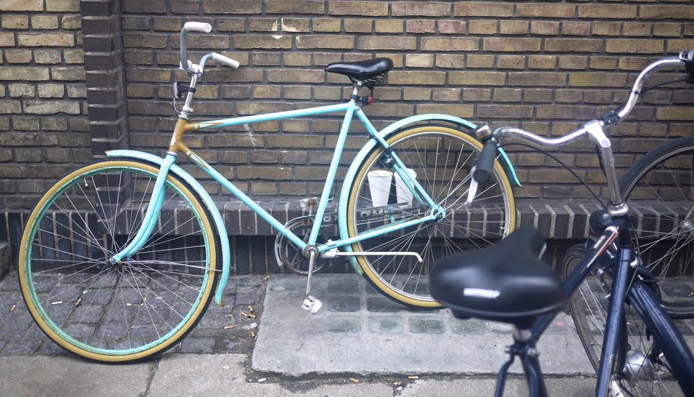 cykler i københavn | sally mussellwhite