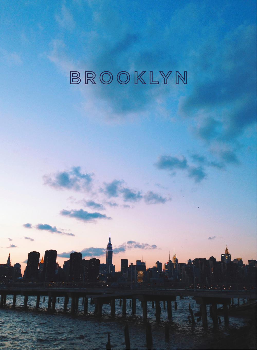 brooklyn | sally mussellwhite