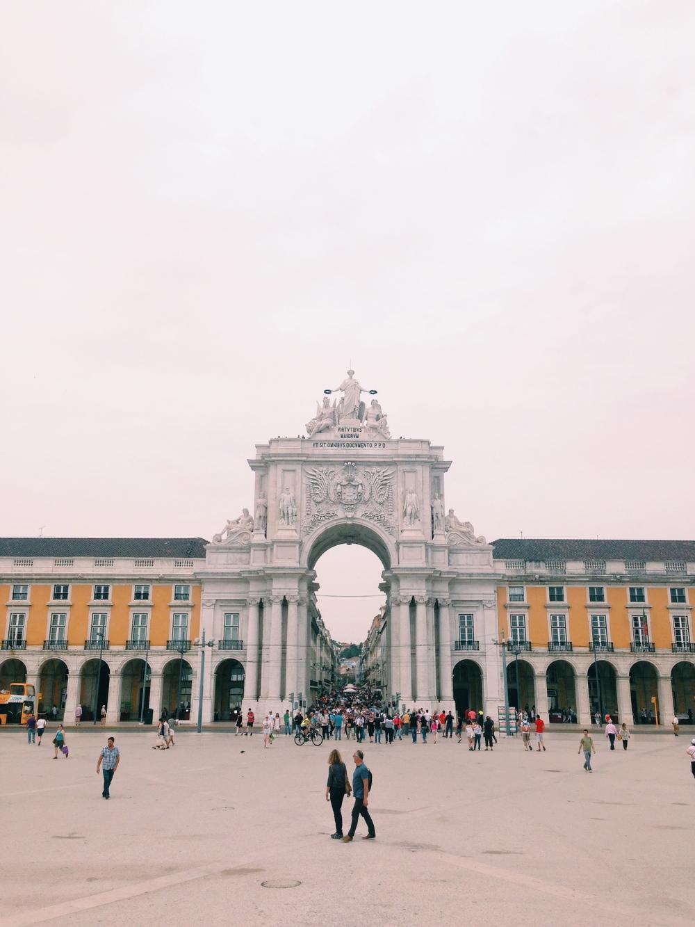 Lisbon | Sally Mussellwhite