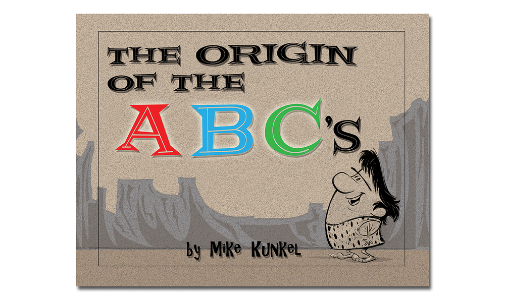 ABC book Front Cover