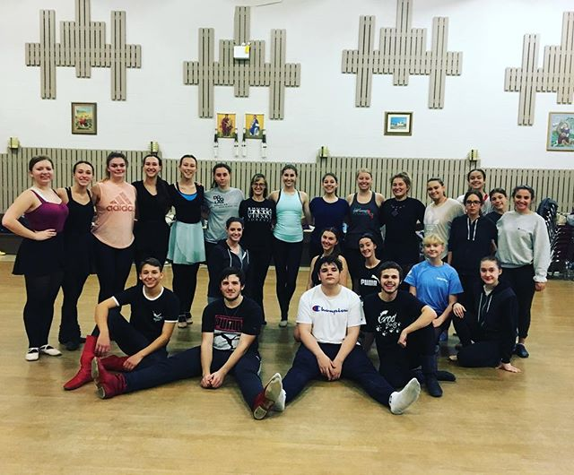 A big thank you to Tasha from @ukrainianshumkadancers for working us so hard this weekend! 😅