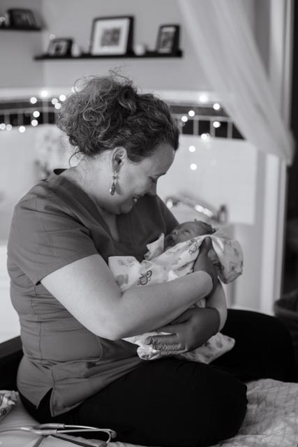 Janna, the midwife