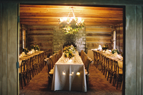 Venues events at the hermitage for Cabin wedding venues