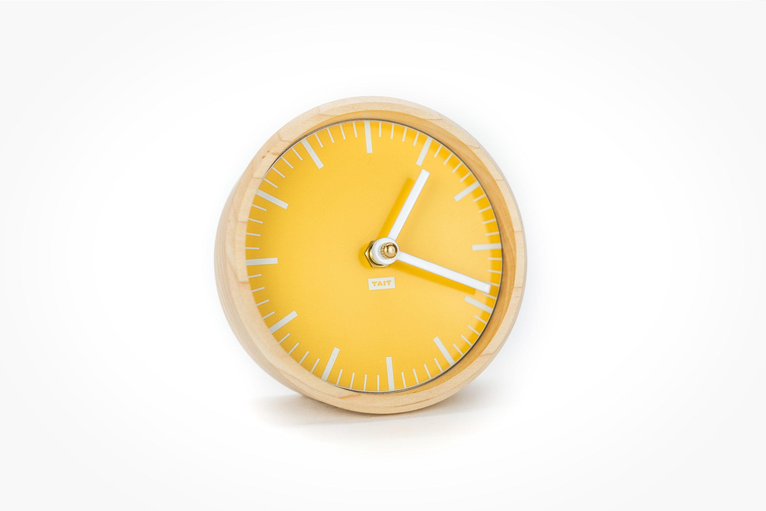 Desk Clock – Slate — TAIT DESIGN CO