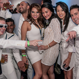 White Party at The W Hotel 5/31/2013  Facebook Event |   Facebook Gallery |   Full Gallery