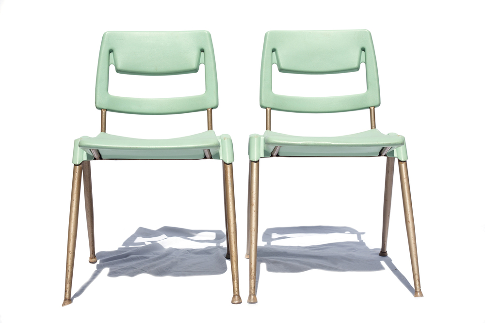 Mint 50's Chairs