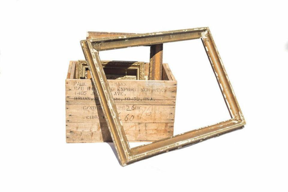 Large Wooden Frames