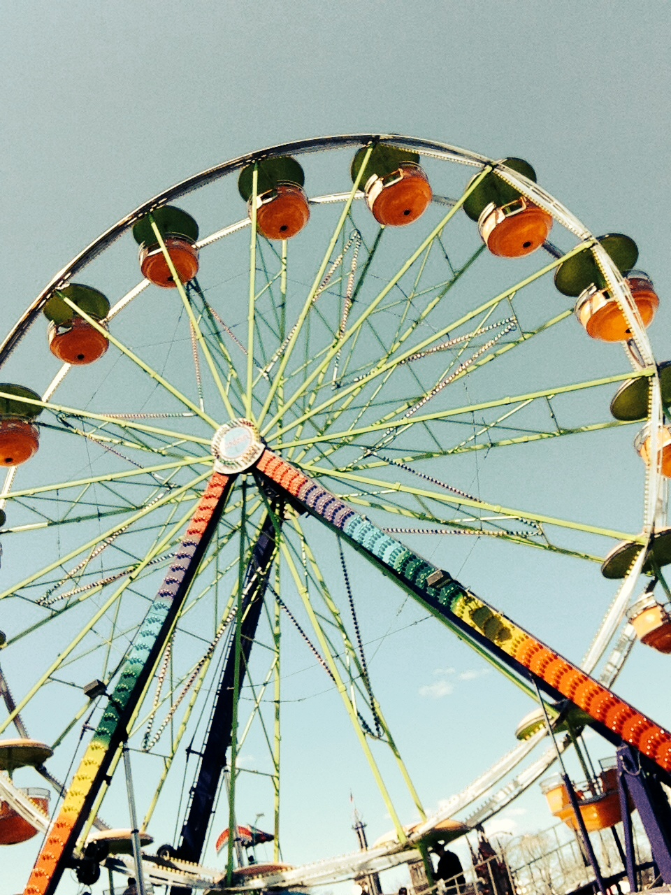 Ferris Wheel picture from iPod
