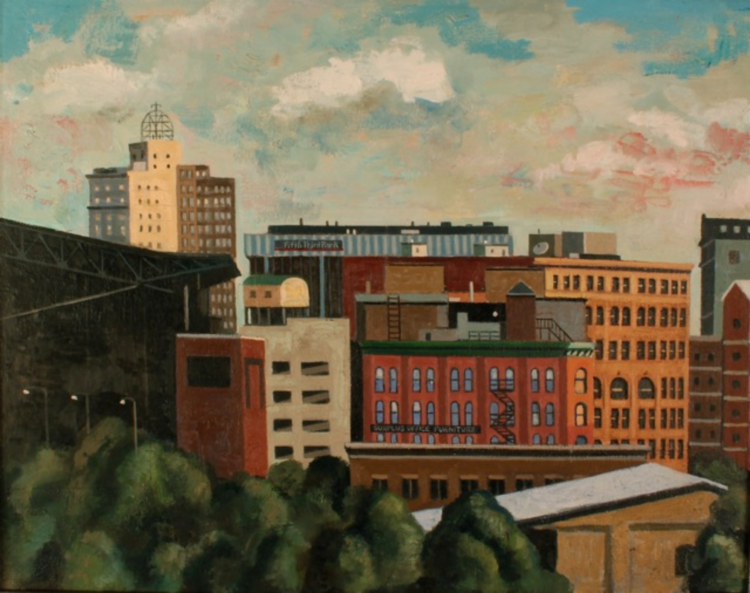 View of Grand Rapids (SOLD)