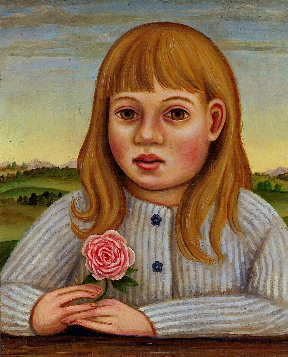 Grace with Rose (SOLD)