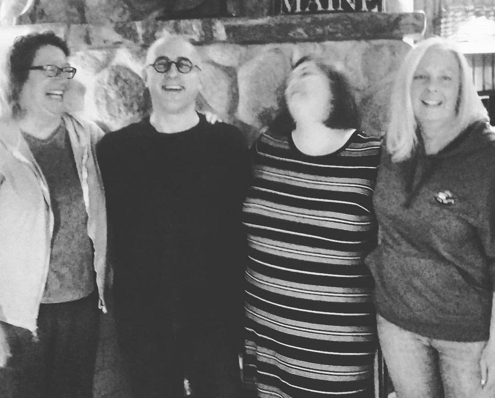 Dianne Carroll Burdic k, Rick Beerhorst,  Amber Bledsoe , and Karen Swan Armon