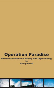 Operation Paradise - Ritschl   Georg Ritschl is a South African Orgonite Gifter, vigilant in the presence of Dead Orgone Energy, his path is to effectively heal his country with Orgone Energy. Learn more about Tower Busting, the Gifting Movement, Orgonite, Politics.