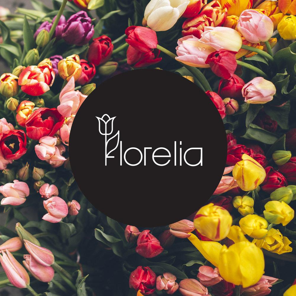 Florelia {{branding}}{{design}}