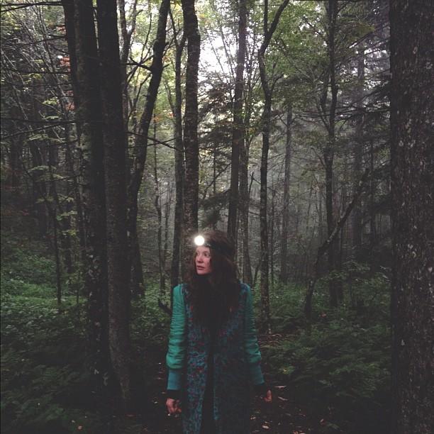 Wander. (Taken with Instagram at Glassmine Falls Overlook)
