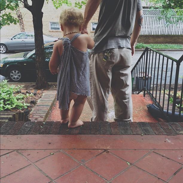 Ben & Cedar. (Taken with Instagram)