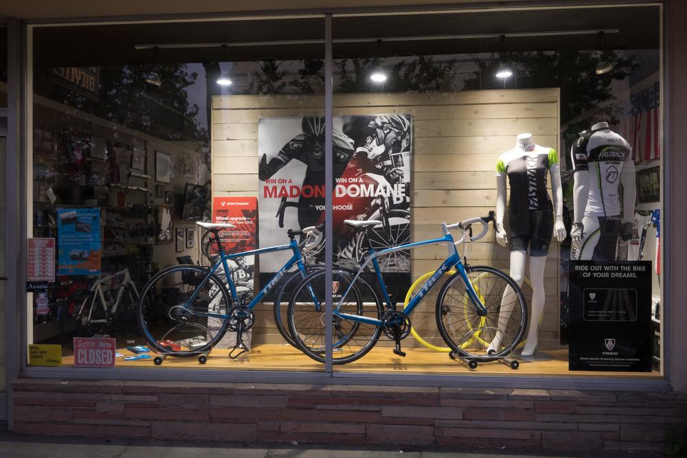 Santa Barbara Bike Shop FasTrack Bikes