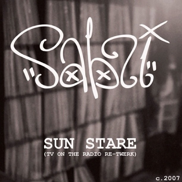 Now at soundcloud.com/sabzi