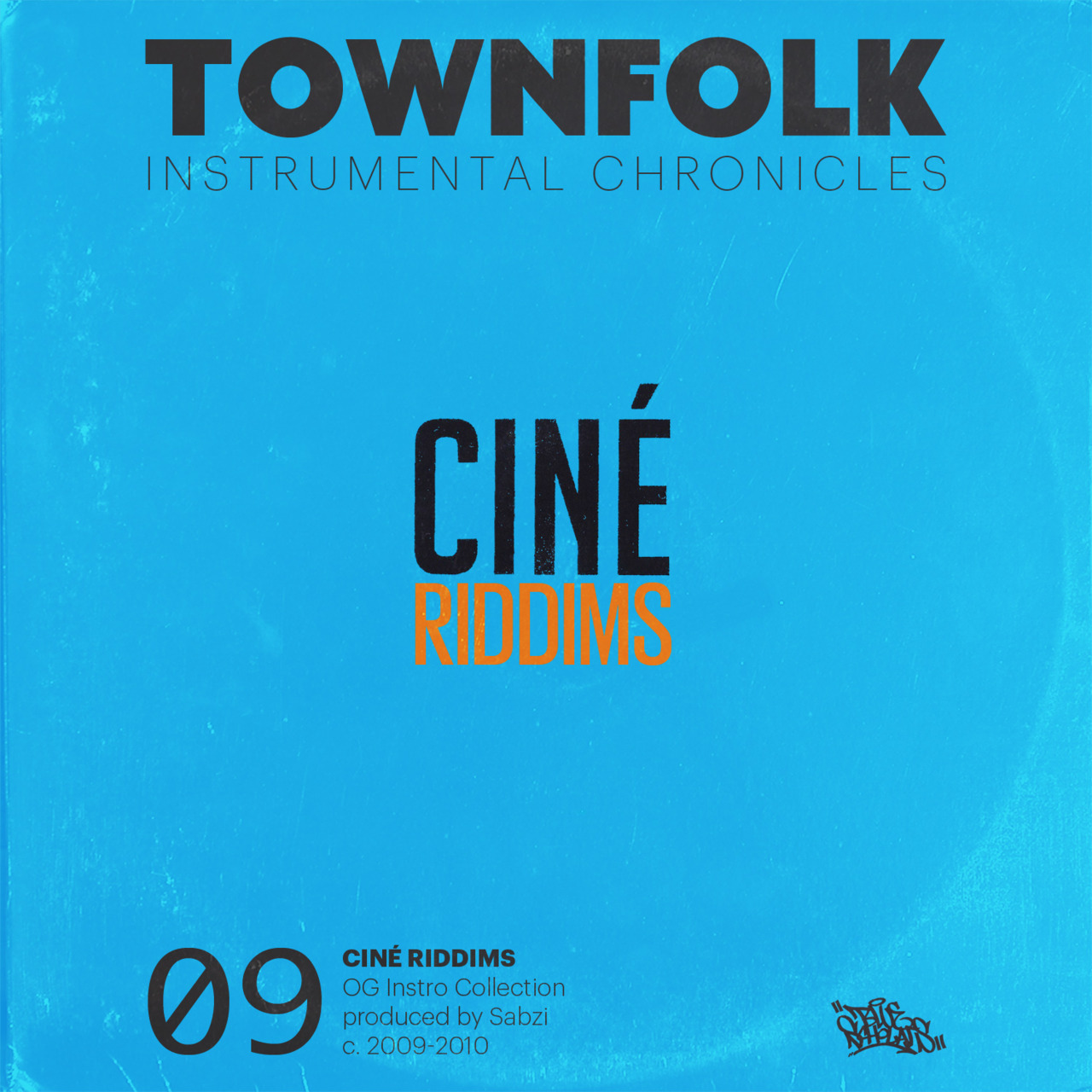Get the CINÉ RIDDIMS here.