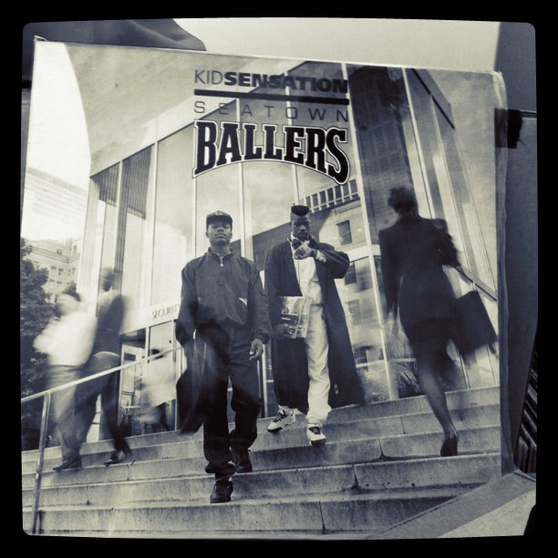 SEA TOWN BALLERS (Taken with  instagram )