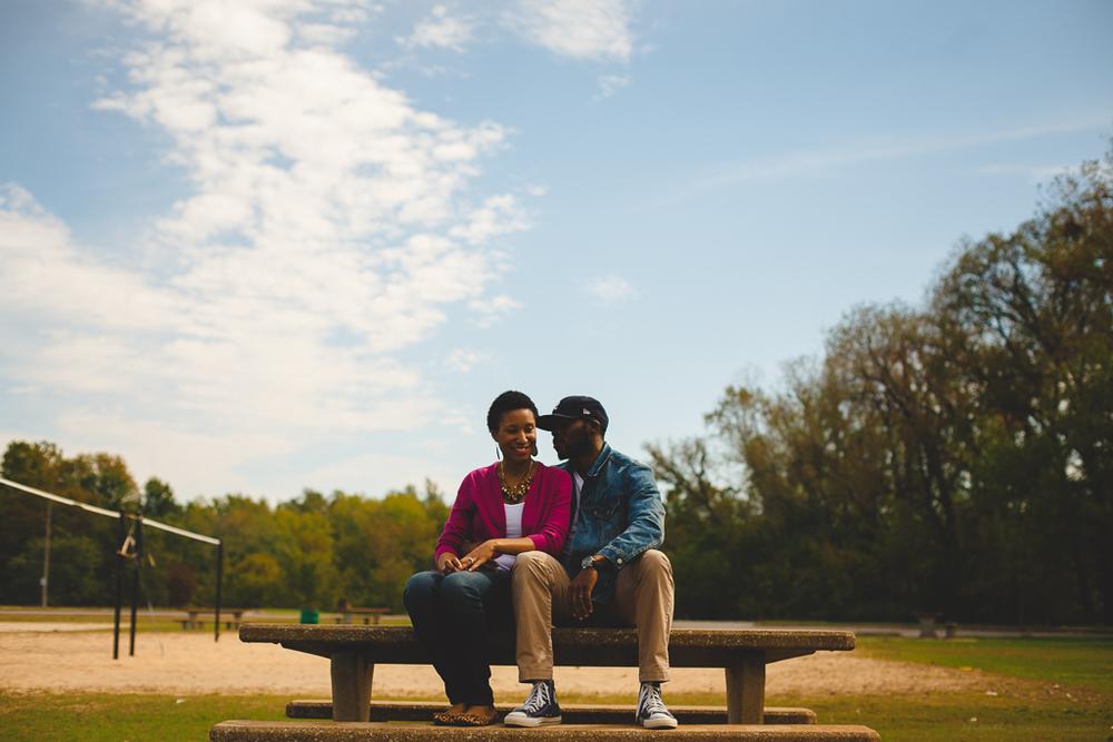Erica & Kevan