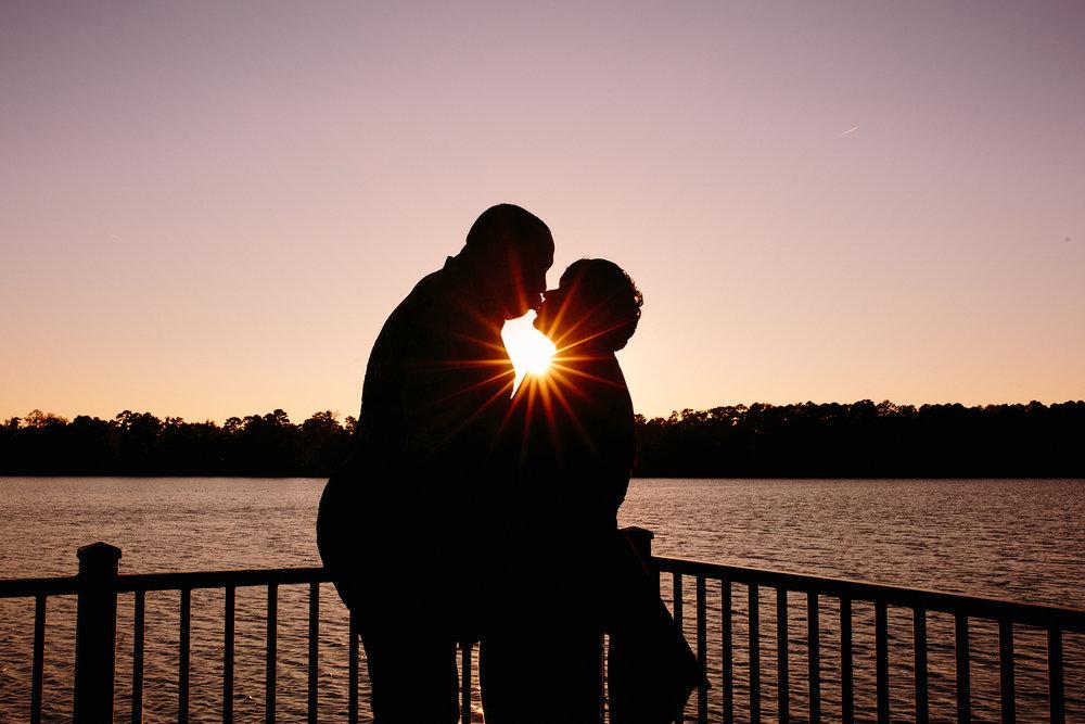 Evening Kisses