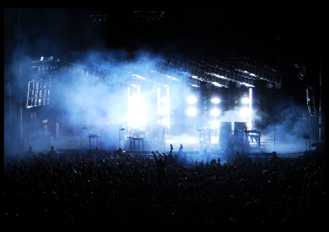 Nine Inch Nails, Sasquatch 2009