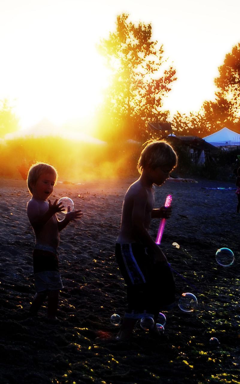 Bubbles @ Folk Fest