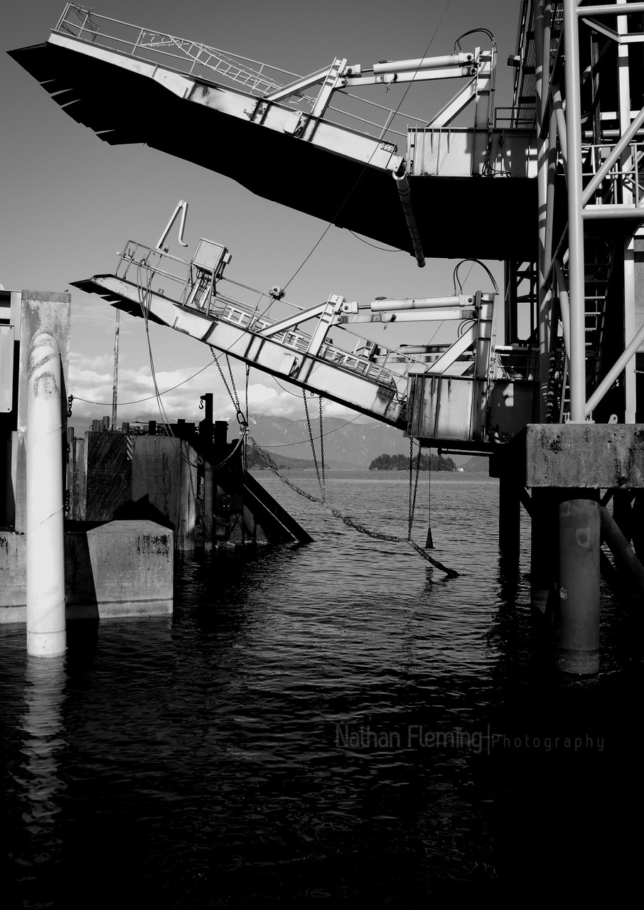 Ferry Terminal   Gibson, BC