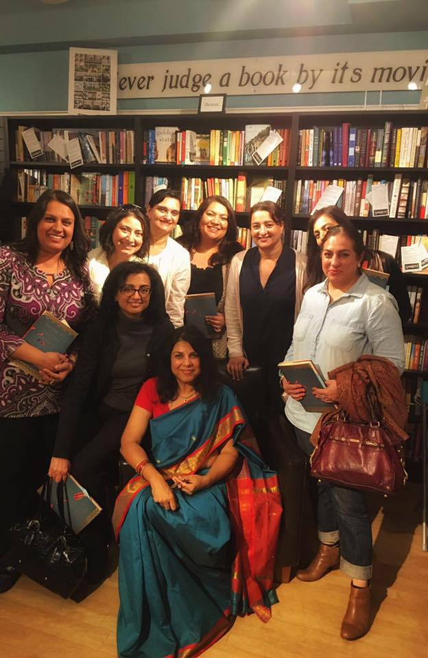 AT PAGES BOOKSTORE, LOS ANGELES, WITH READERS OF BEFORE WE VISIT THE GODDESS