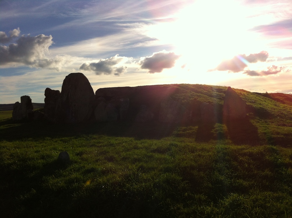 site of our new moon ritual, west kennet long barrow, avebury.  ceremony. celebration.