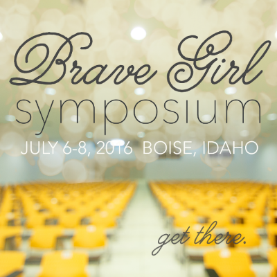 I will be on the speakers panel, hosting a song circle and vending my witchy wares at the first Brave Girl Symposium this summer!